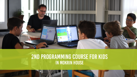 2nd Programming Course for Kids