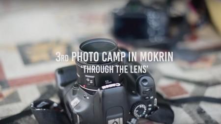 3rd photo camp 'Through the Lens'