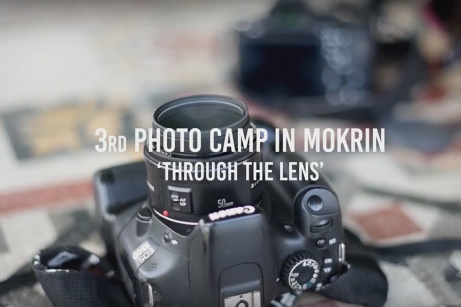 3rd photo camp 'Through the Lens'