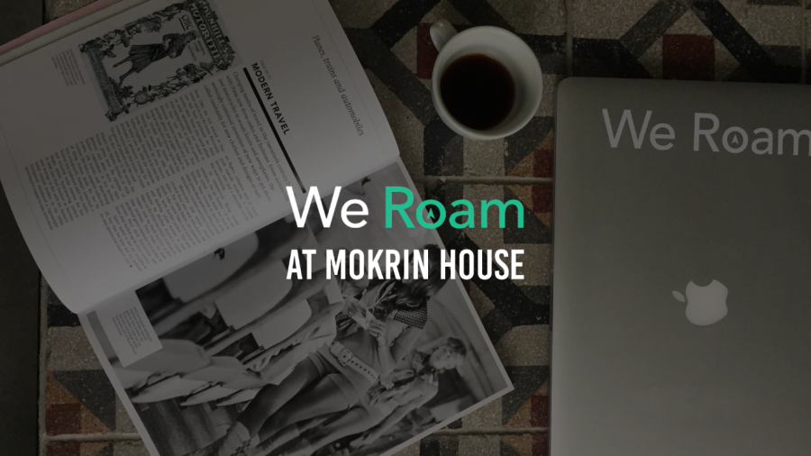 We Roam at Mokrin House