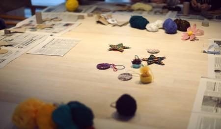 Use-Reuse creative workshop for kids