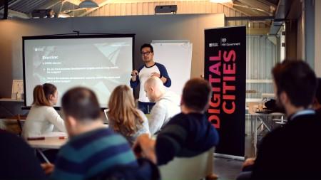 Digital Cities Bootcamp