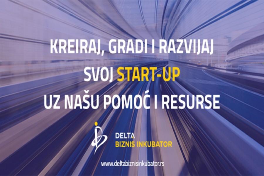 Predstavljanje programa Delta Biznis Inkubator