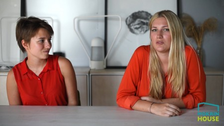 Mokrin House Interns – Galina & Tamara
