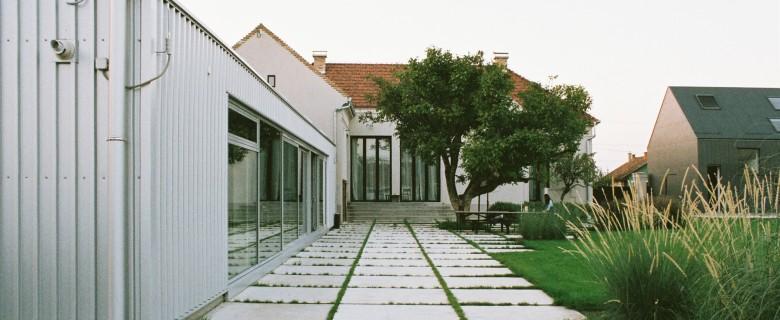 HOUSE A Exterior3