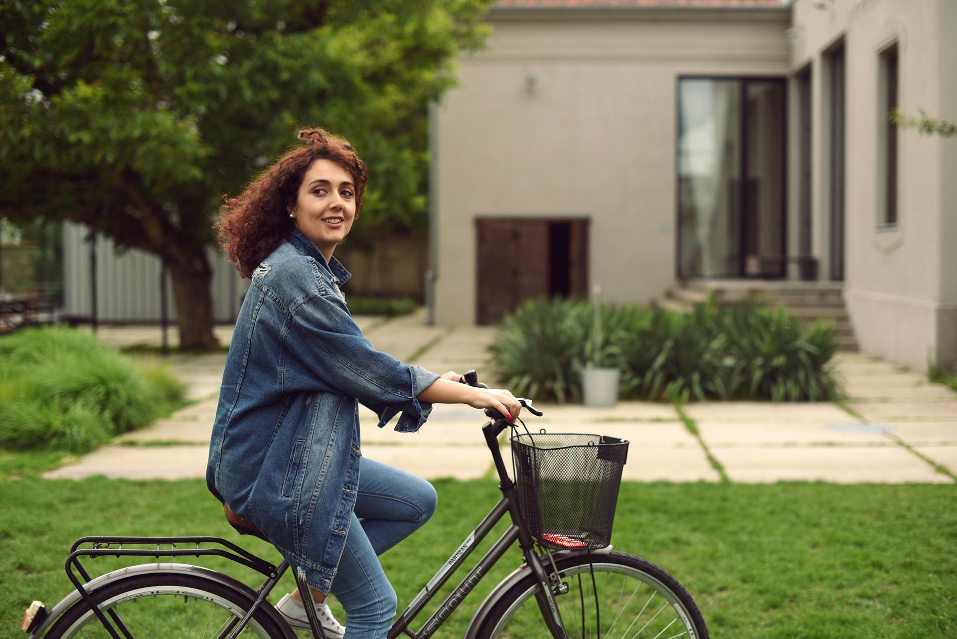 1 Yard Bike