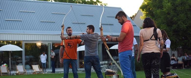 Yard Archery