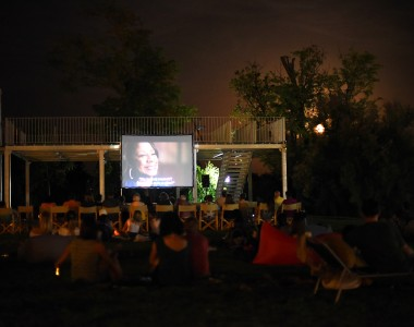 Yard Movie Night 2