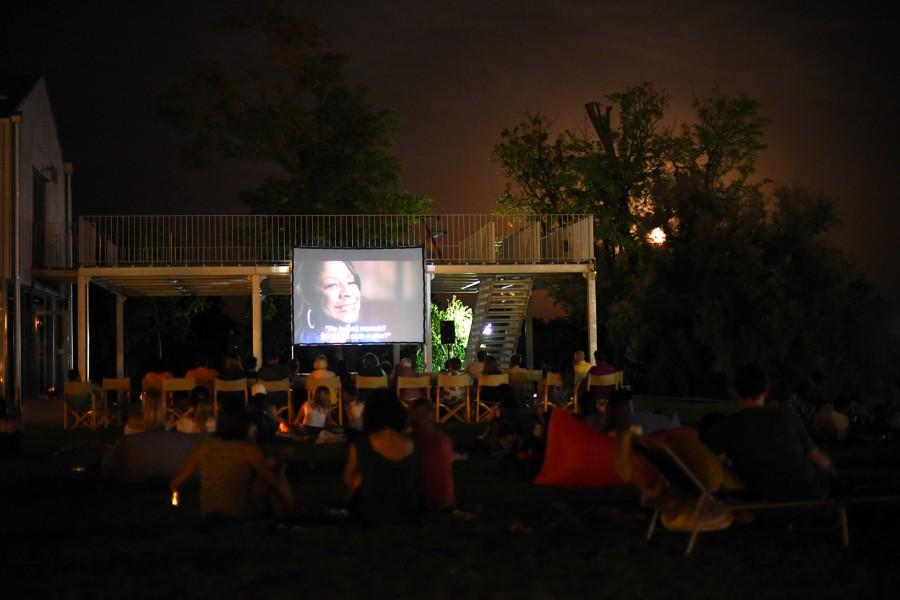 Yard Movie Night 2