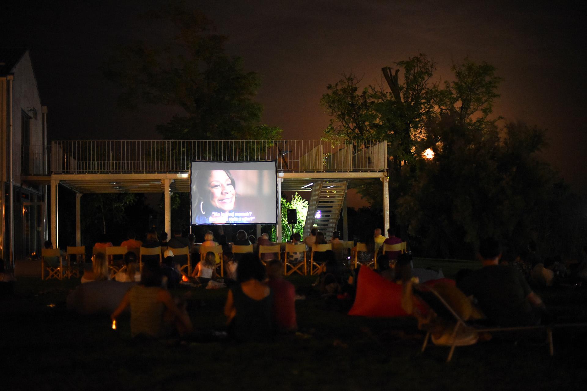 7 Yard Movie Night2