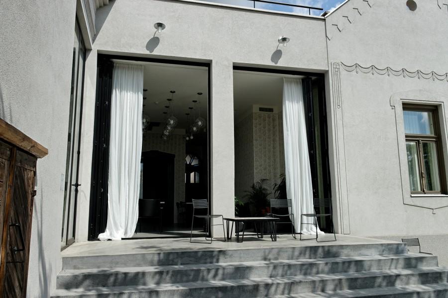 HOUSE A Exterior