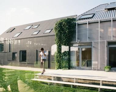 HOUSE B Exterior