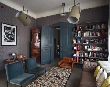 HOUSE A Library