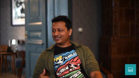 Resident of The Week – Faraz Patankar