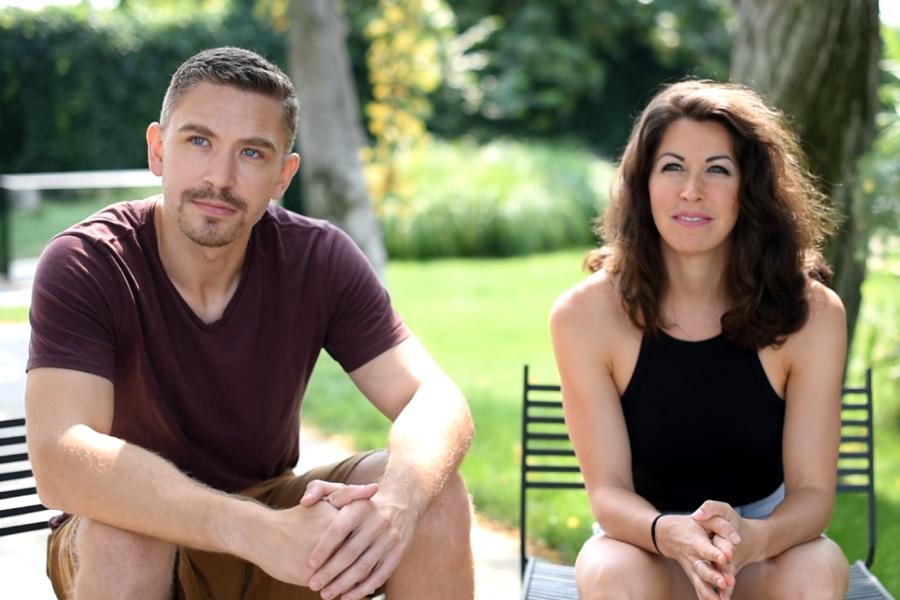 Mokrin House Residents – Ryan & Krista