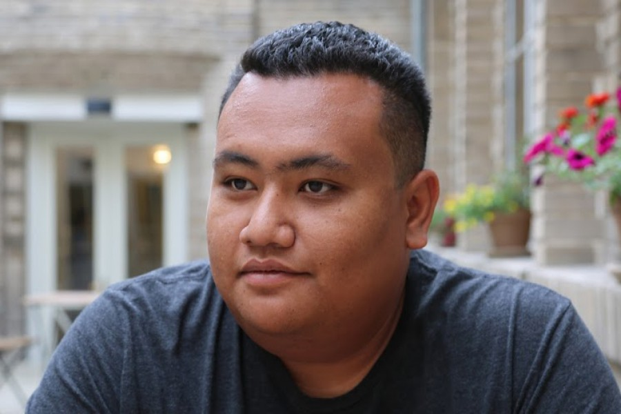 Finding Peace at Mokrin House, an interview with Asad Zulfahri