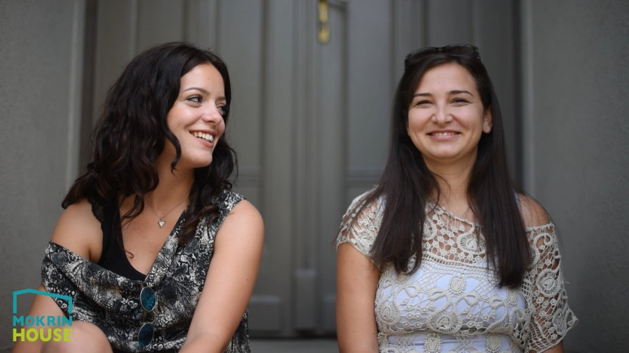 Interns at Mokrin House – Tijana & Sanja