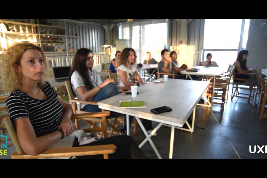 UX Designers Camp at Mokrin House